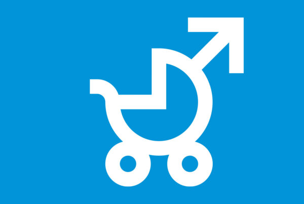 Logo für Vaterschaftsurlaubsinitiative