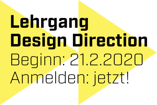 Lehrgang Design Direction