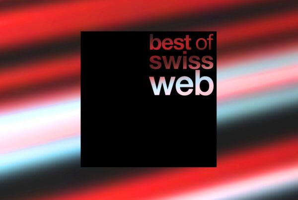 Agenda Beitragsbild Best of Swiss Web