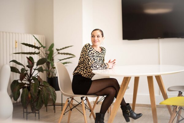 Beitragsbild Perspektiven, Nadine Kamber, Definitiv Design