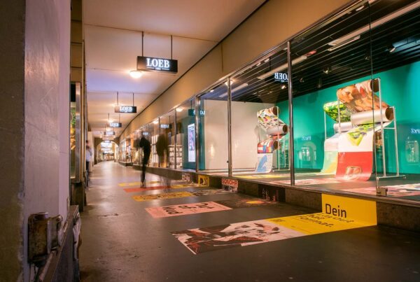 Agenda Beitragsbild Design Festival Bern – Plakate und Talk